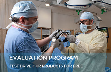 Surgical Headlight Evaluation Program | Enova Illumination