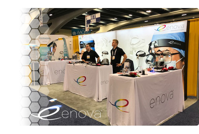Tradeshow distributor | Enova Illumination